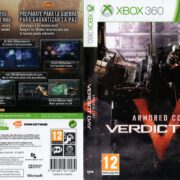Armored Core Verdict Day (2013) XBOX 360 PAL