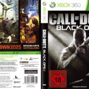 Call Of Duty Black Ops 2 (2012) XBOX 360 PAL German