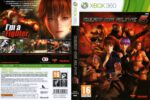 Dead Or Alive 5 (2012) XBOX 360 PAL