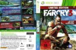 Far Cry 3 (Limited Edition) (2012) XBOX 360 PAL German