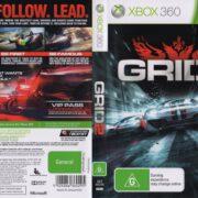 Grid 2 (2013) XBOX 360 PAL