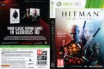 Hitman HD Trilogy (2013) XBOX 360 PAL