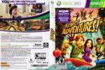 Kinect Adventures! (2010) XBOX 360 USA