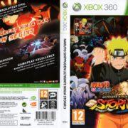 Naruto Shippuden Ultimate Ninja Storm 3 (2013) XBOX 360 PAL