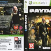 Payday 2 (2013) XBOX 360 PAL