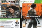 Remember Me (2013) XBOX 360 PAL