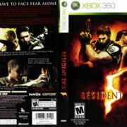 Resident Evil 5 (2009) XBOX 360 USA