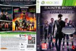 Saints Row The Third The Full Package (2012) XBOX 360 PAL