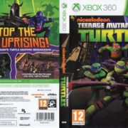 Teenage Mutant Ninja Turtles (2013) XBOX 360 PAL