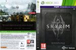 The Elder Scrolls V Skyrim Legendary Edition (2013) XBOX 360 PAL