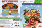 Toy Story Mania (2012) XBOX 360 PAL