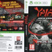 Yaiba Ninja Gaiden Z Special Edition (2014) XBOX 360 PAL