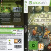 Young Justice Legacy (2013) XBOX 360 PAL