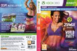 Zumba World Party (2013) XBOX 360 PAL