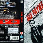 Max Payne (2008) R2 Blu-Ray Cover