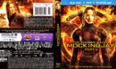 The Hunger Games Mockingjay - Part 1 (2014) R1 Blu-Ray Cover