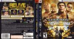 Wwe Legends Of Wrestlemania (2009) PS3 USA