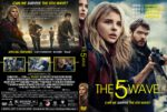 The 5th Wave (2016) R1 Custom DVD Cover