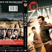 Z Nation: Season 1 (2015) R1 Custom DVD Cover