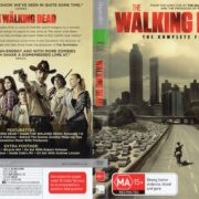 The Walking Dead: Season 1 (2010) R4 DVD Cover