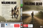 The Walking Dead: Season 2 (2012) R4 DVD Cover