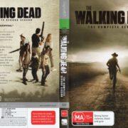 The Walking Dead: Season 2 (2012) R4 DVD Cover