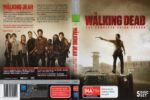 The Walking Dead: Season 3 (2013) R4 DVD Cover