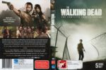 The Walking Dead: Season 4 (2014) R4 DVD Cover