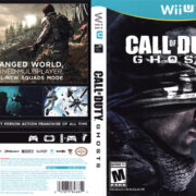 Call Of Duty Ghosts (2013) Wii U USA