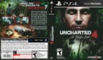 Uncharted 4 A Thief's End (2016) PS4 USA Custom V2