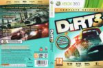 Dirt 3 Complete Edition (2010) XBOX 360 PAL