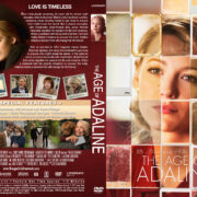 The Age of Adaline (2015) R1 Custom Cover & Label