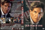 Air Force One (1997) R1 Custom Cover & labels