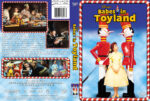 Babes in Toyland (1961) R1 Custom Cover