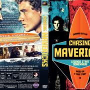 Chasing Mavericks (2013) R1 Custom Covers & label