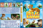 Delhi Safari (2012) R1 Custom Cover & Label