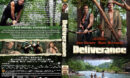 Deliverance (1972) R1 Custom Cover & label