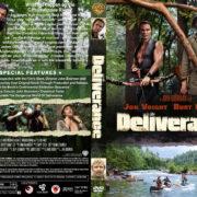 Deliverance (1972) R1 Custom Cover & label