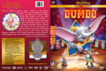 Dumbo (1941) R1 Custom DVD Cover & labels