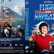 Flight of the Navigator (1986) R1 Custom Cover & label