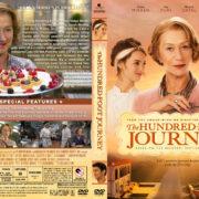 The Hundred Foot Journey (2015) R1 Custom Cover & label