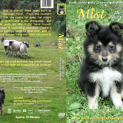 Mist: The Tale of a Sheepdog Puppy (2006) R1 Custom Cover & Label