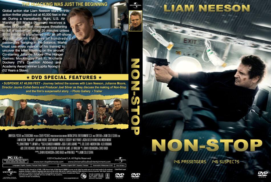 Non Stop Dvd Cover Label 2014 R1 Custom