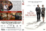 Saving Mr. Banks (2013) R1 Custom Cover