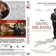 Saving Mr. Banks (2013) R1 Custom Cover