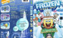 Spongebob's Frozen Face-Off (2012) R1 Custom Cover & label