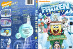 Spongebob's Frozen Face-Off (2012) R1 Custom Cover & label