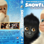 Snowflake: The White Gorilla (2014) R1 Custom Cover
