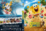 The Spongebob Movie: Sponge Out of Water (2015) R1 Custom Covers & labels