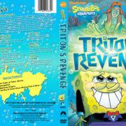 Spongebob Squarepants: Triton's Revenge (2010) R1 Custom Cover & label